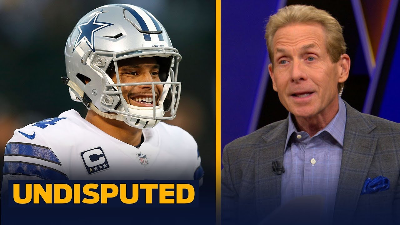 Photo of Skip Bayless reacts to the Cowboys' 2019 schedule release: 'I got 12-4'   NFL   UNDISPUTED