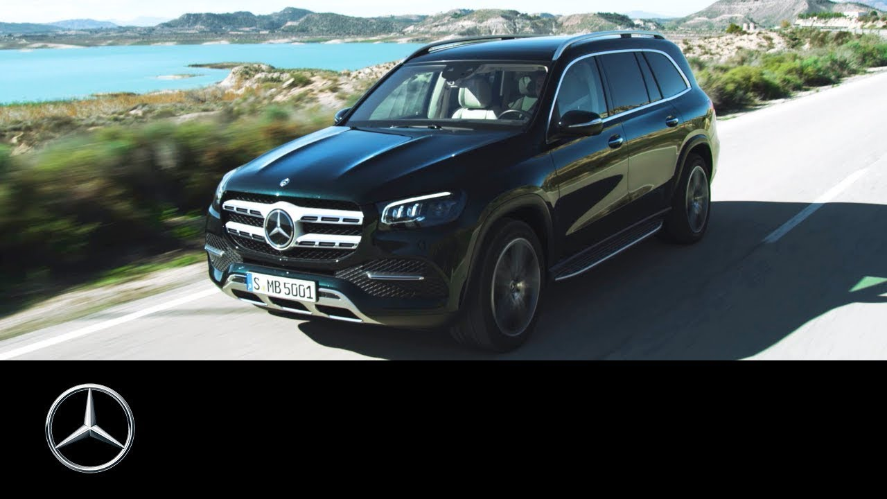 Photo of Mercedes-Benz GLS (2019): World Premiere | Trailer