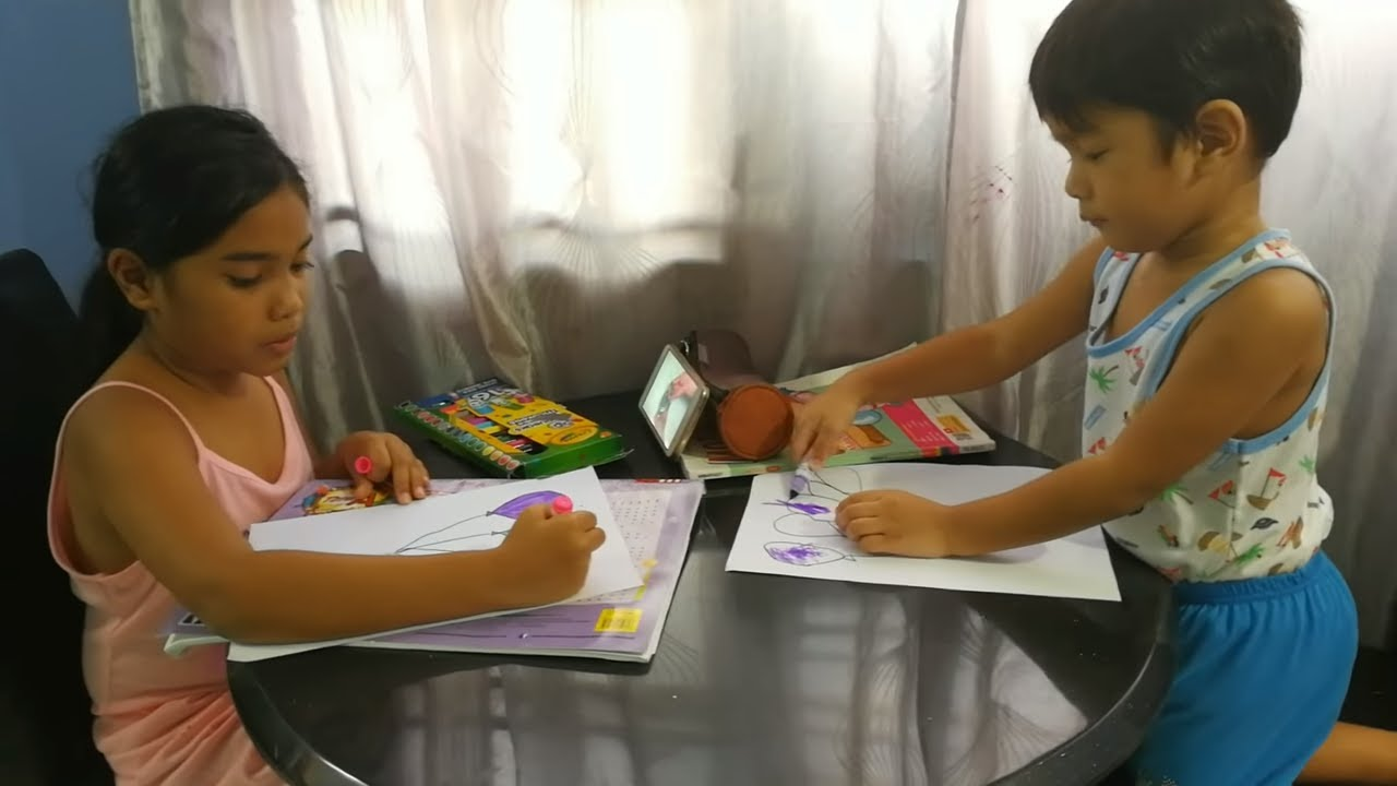 Photo of Kids learning coloring | Kids drawing & colouring | Kids learning colors videos