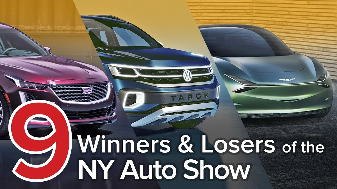 Photo of 9 Winners & Losers of the 2019 New York Auto Show: The Short List