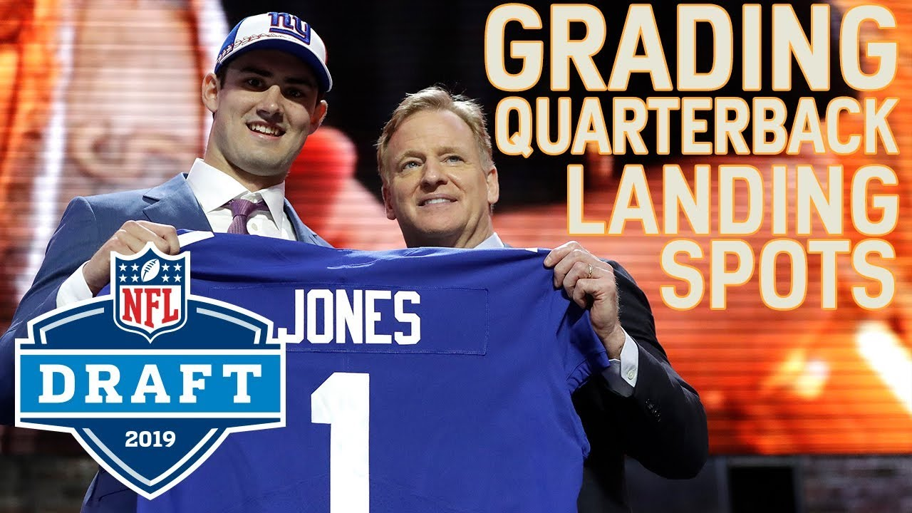 Photo of Grading Quarterback Landing Spots | 2019 NFL Draft