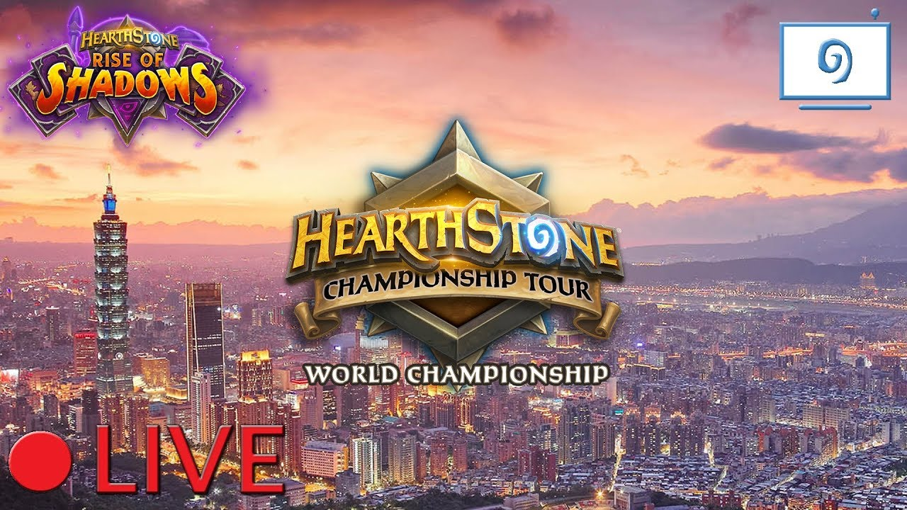 Photo of Hearthstone World Championship 2019 | Day 4 Playoffs Finals Full VOD