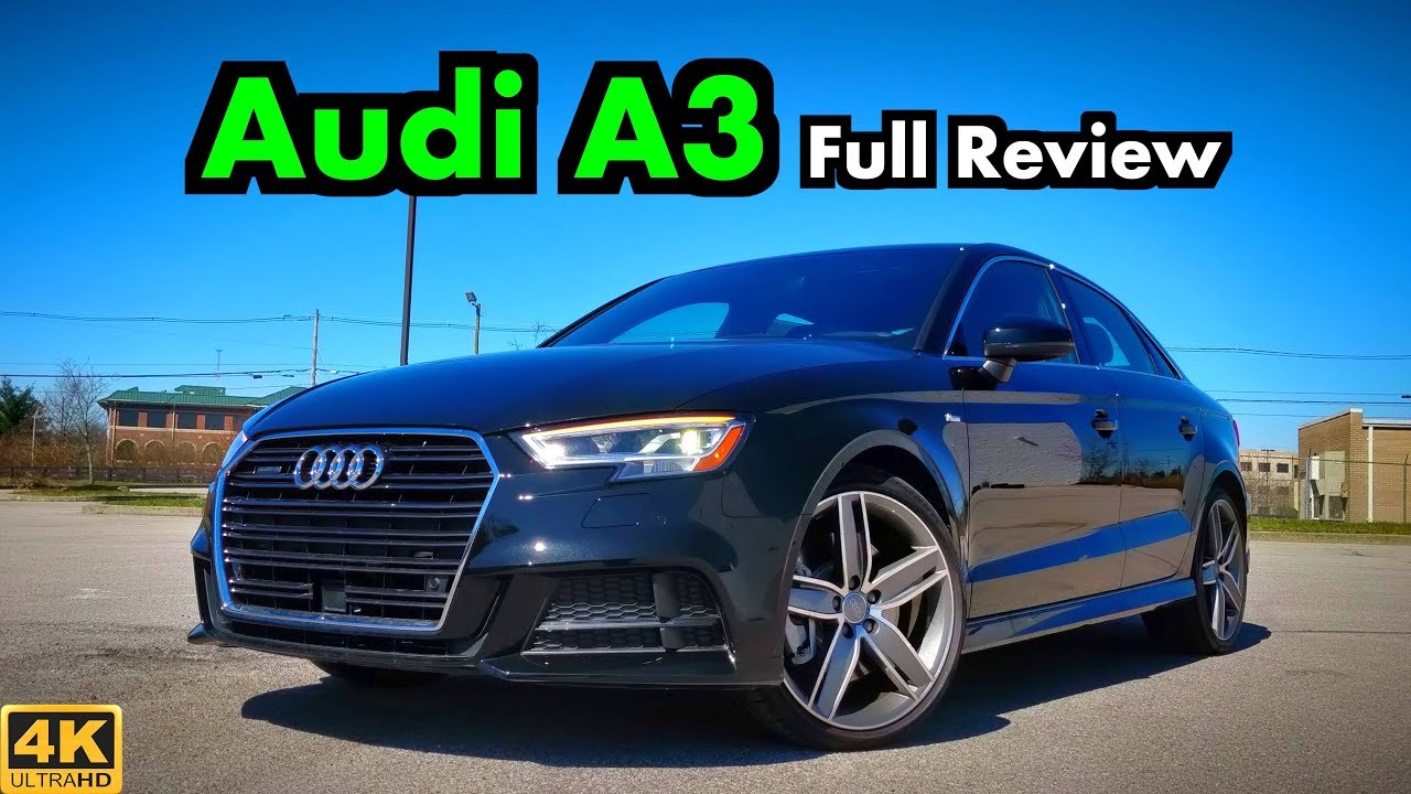 Photo of 2019 Audi A3 Sedan: FULL REVIEW + DRIVE | Who You Calling Entry Level??