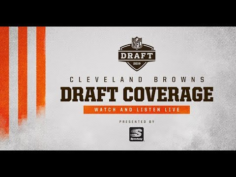 Photo of Cleveland Browns 2019 NFL Draft Preview Show