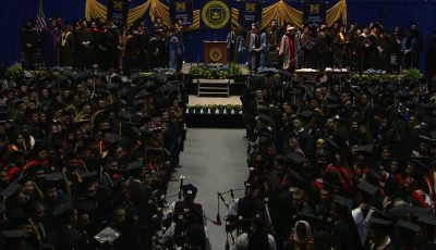 2019 Commencement Ceremony – University of Michigan Dearborn