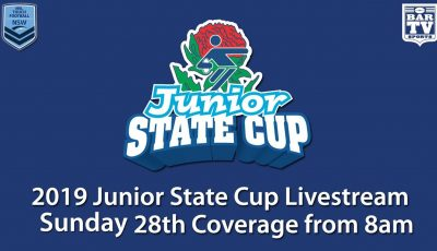 2019 NSW Touch Football – Junior State cup – Sunday