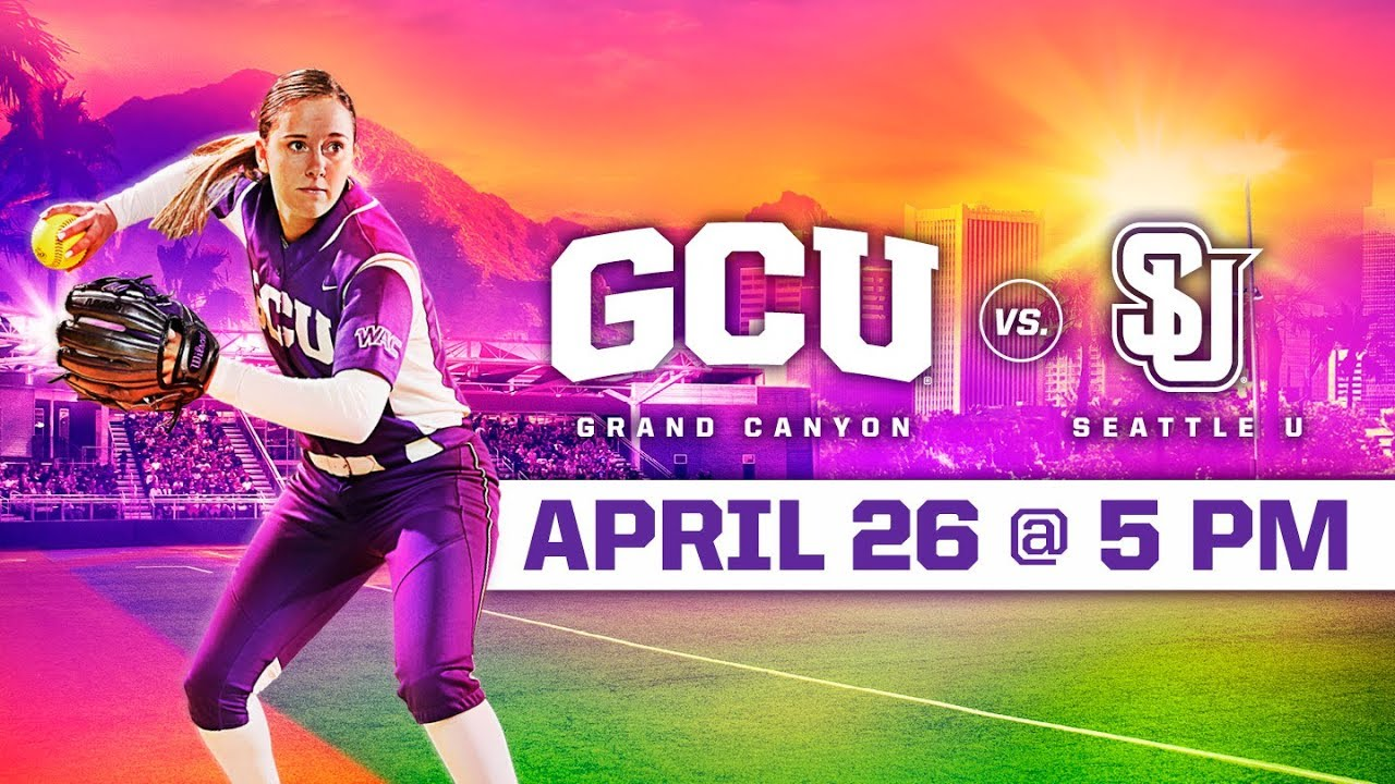 Photo of GCU Softball vs. Seattle U (DH Game 1) April 26, 2019