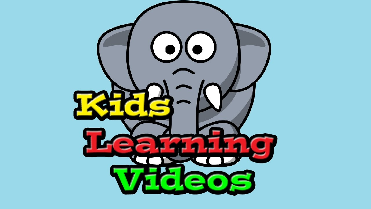 Photo of Kids Learning Videos