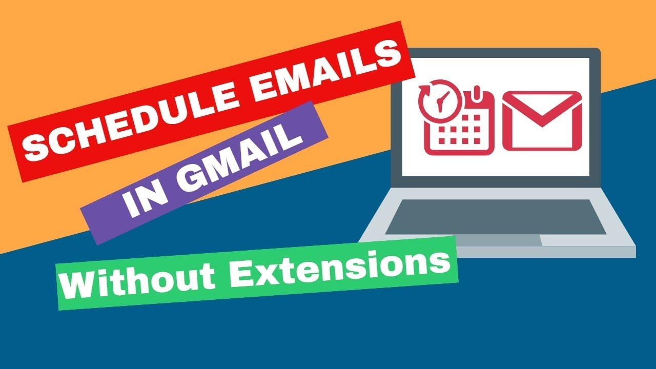 Photo of How to Schedule an email in Gmail Without Boomerang