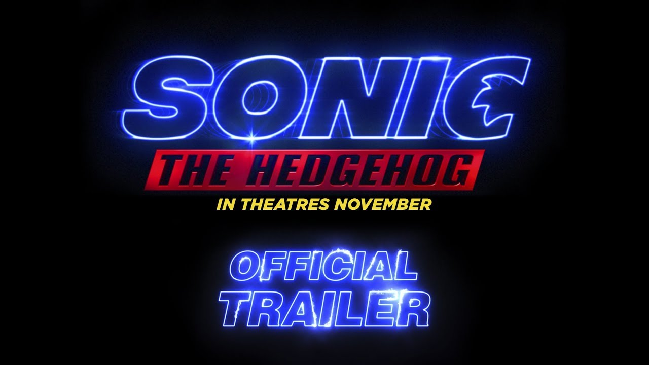 Photo of Sonic The Hedgehog (2019) – Official Trailer – Paramount Pictures