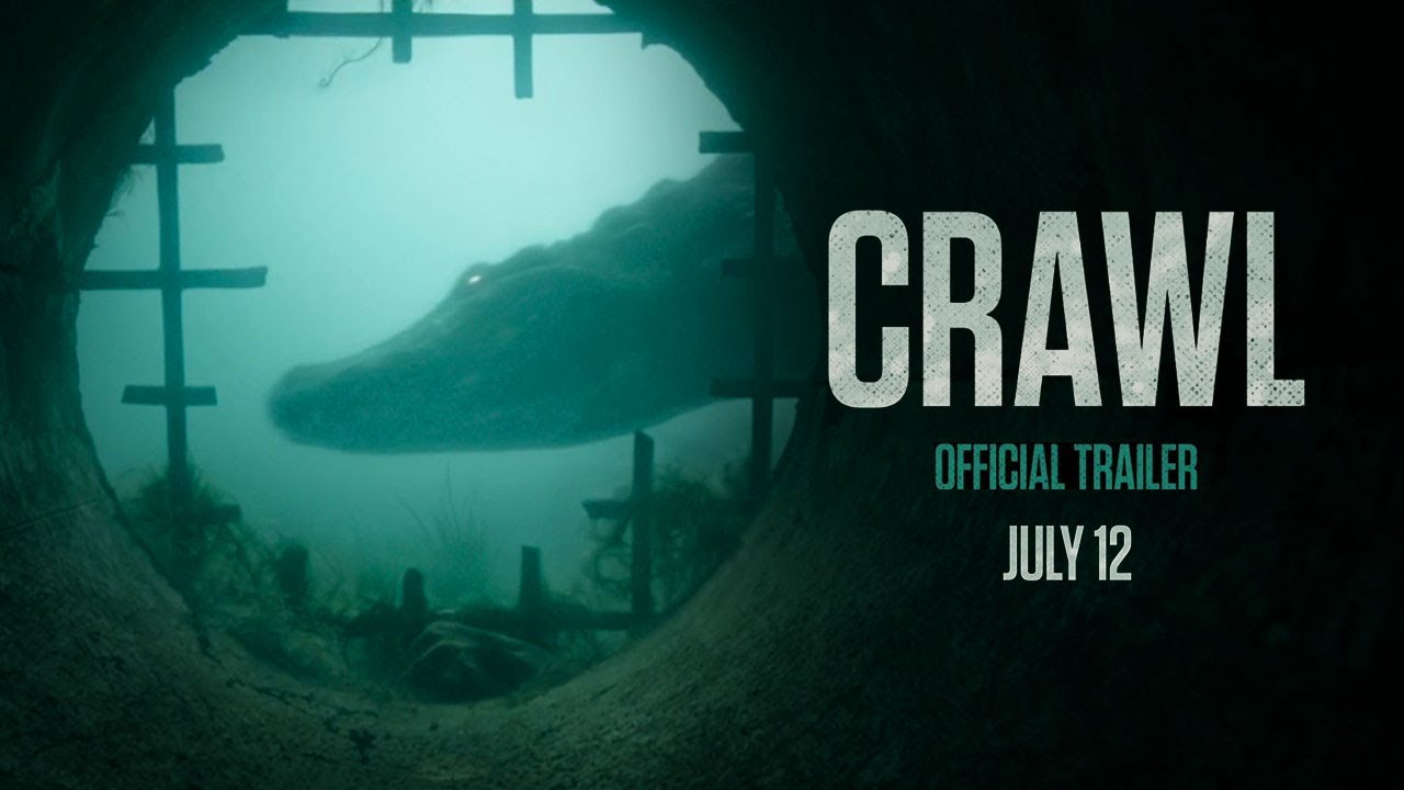 Photo of Crawl (2019) – Official Trailer – Paramount Pictures