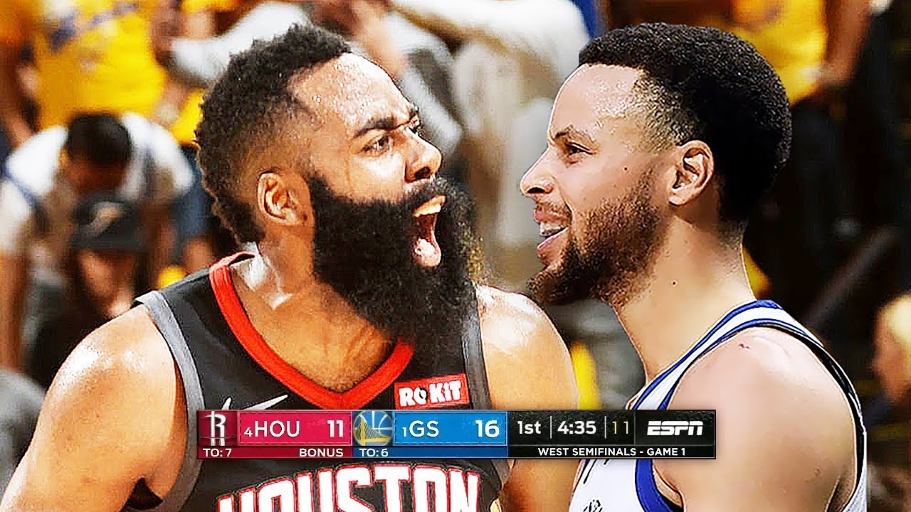 Photo of Houston Rockets vs Golden State Warriors – Game 1 – Full Game Highlights | 2019 NBA Playoffs
