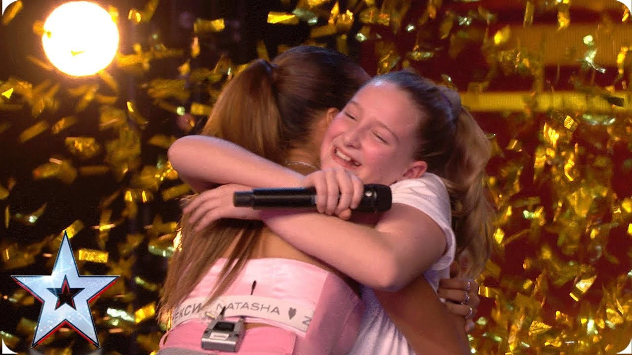 Photo of Ten-year-old Giorgia gets Alesha's GOLDEN BUZZER with MIND-BLOWING vocals! | Auditions | BGT 2019