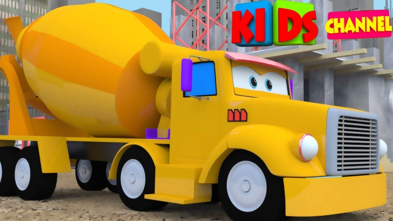 Photo of Construction vehicle | 3D video | Cars | vehicles for children | Video  for kids by Kids Channel