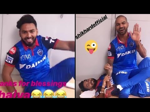 Photo of Delhi Capitals 2019 I Inside Dressing Room | Vivo Ipl Funny videos