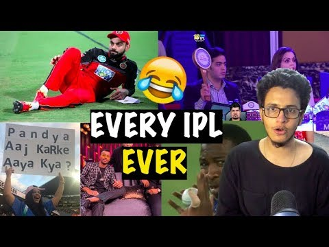 Photo of Every IPL Ever