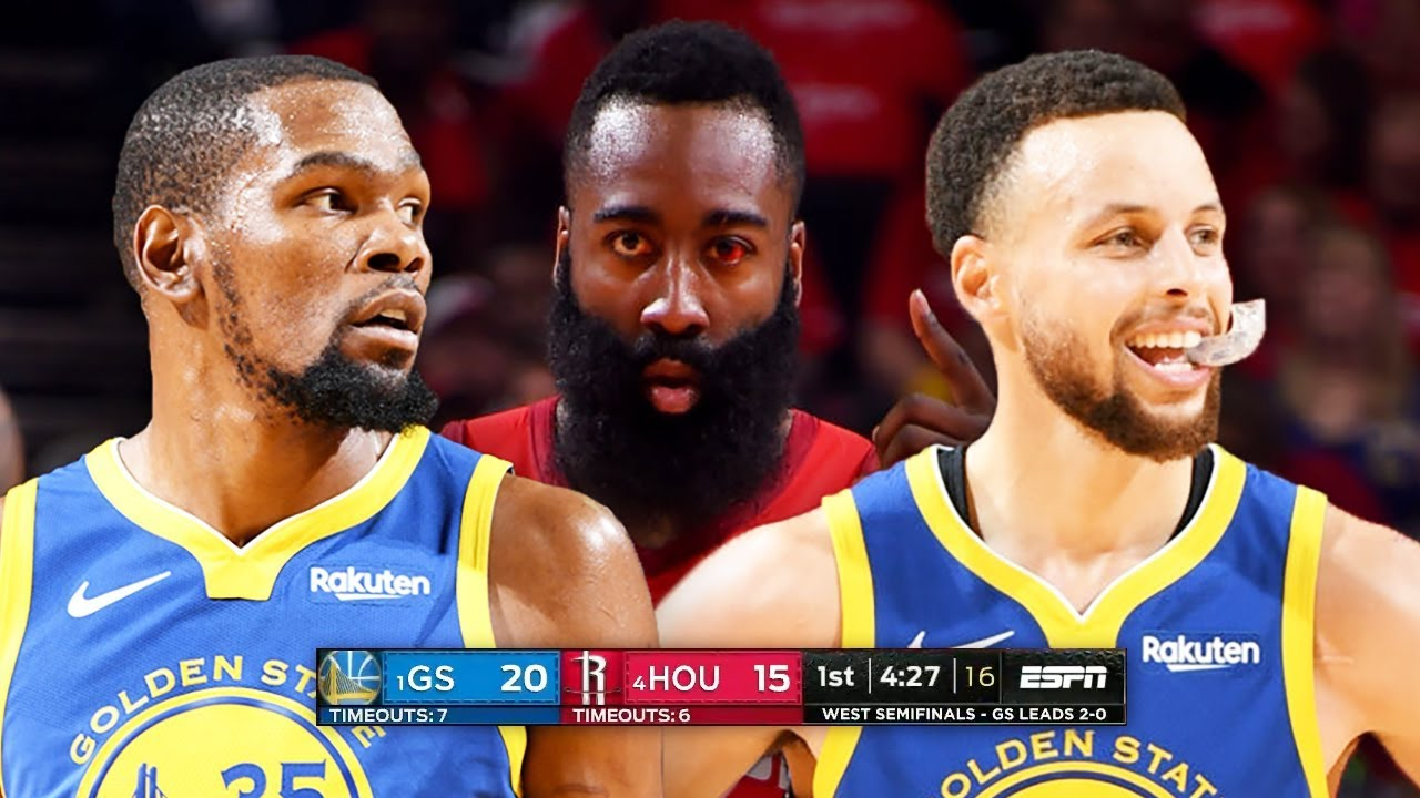 Photo of Golden State Warriors vs Houston Rockets – Game 3 – Full Game Highlights | 2019 NBA Playoffs