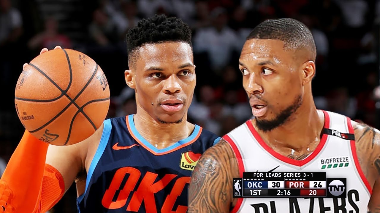Photo of OKC Thunder vs Portland Trail Blazers – Game 5 – Full Game Highlights | 2019 NBA Playoffs