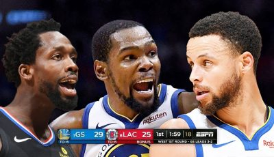 Golden State Warriors vs LA Clippers – Game 6 – Full Game Highlights | 2019 NBA Playoffs