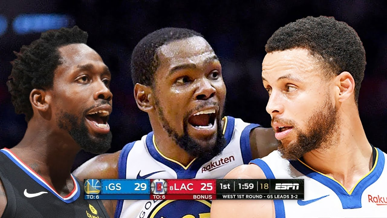 Photo of Golden State Warriors vs LA Clippers – Game 6 – Full Game Highlights | 2019 NBA Playoffs