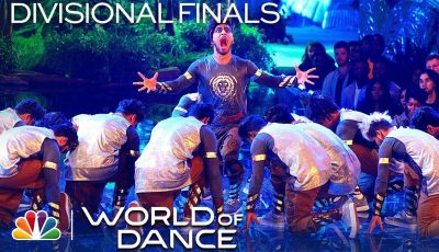 """The Kings' """"Yeh Raat"""" Is Mind-Blowing – World of Dance 2019 (Full Performance)"""