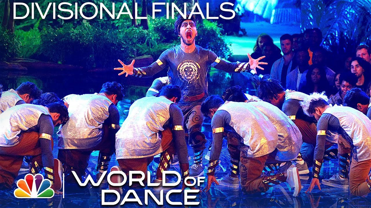 """Photo of The Kings' """"Yeh Raat"""" Is Mind-Blowing – World of Dance 2019 (Full Performance)"""