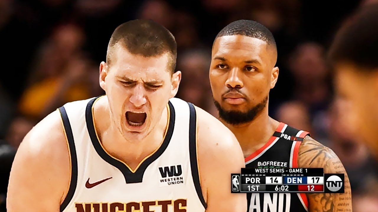 Photo of Portland Trail Blazers vs Denver Nuggets – Game 1 – Full Game Highlights | 2019 NBA Playoffs
