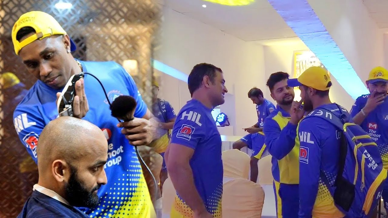 Photo of IPL:Watch MS Dhoni Make Fun Of Ravindra Jadeja While Dwayne Bravo Gave Kattappa Looks To Monu Singh.