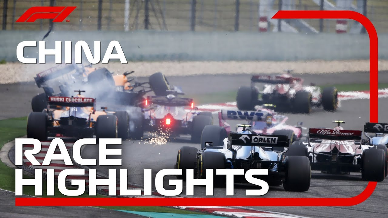 Photo of 2019 Chinese Grand Prix: Race Highlights