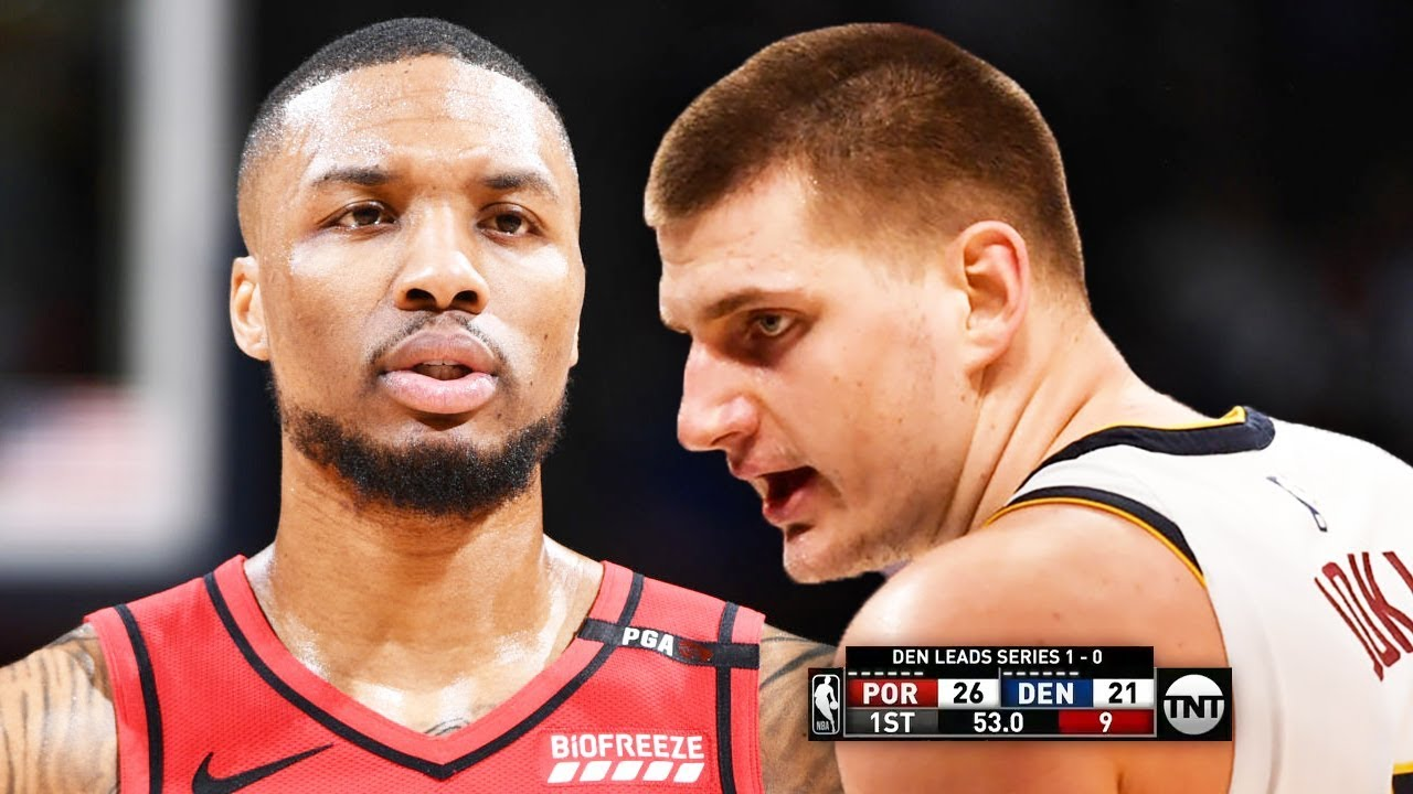 Photo of Portland Trail Blazers vs Denver Nuggets – Game 2 – Full Game Highlights | 2019 NBA Playoffs