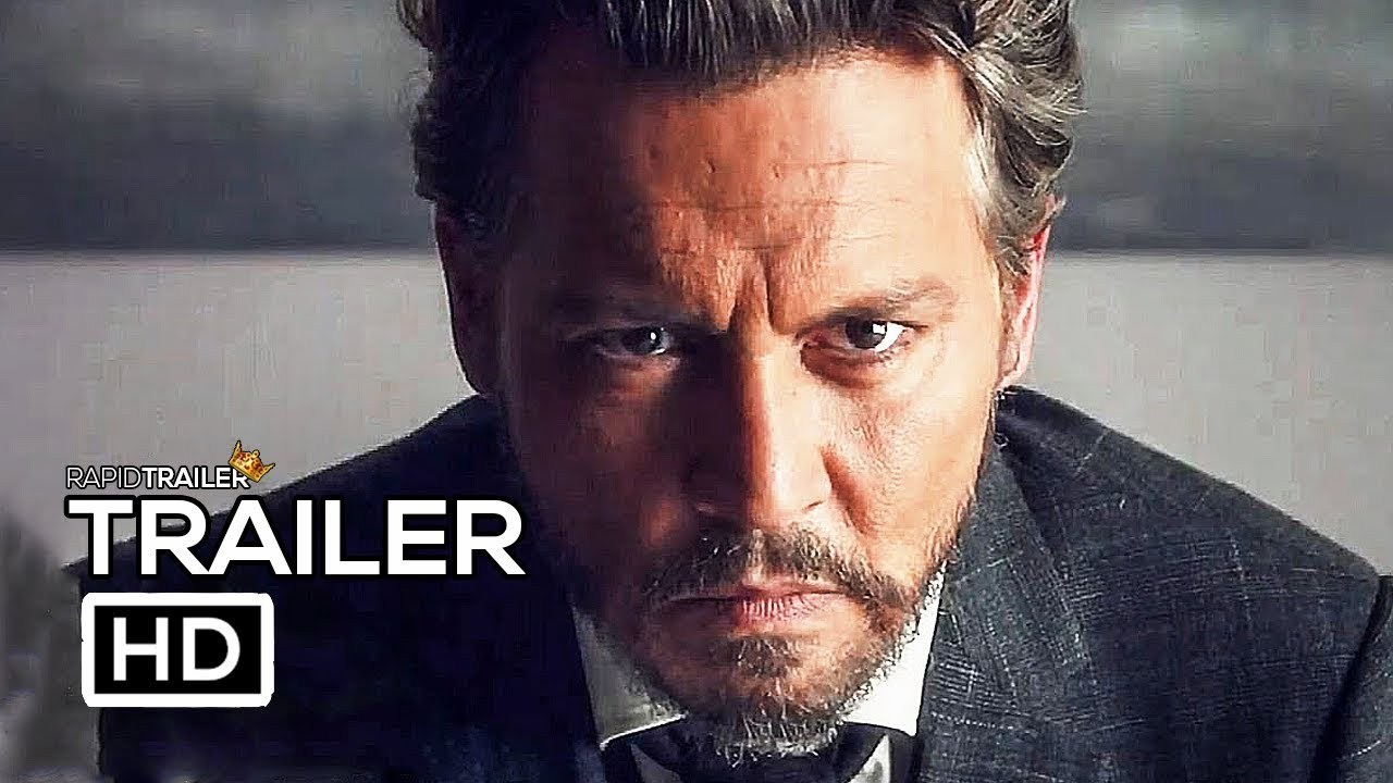Photo of THE PROFESSOR Official Trailer (2019) Johnny Depp, Zoey Deutch Movie HD