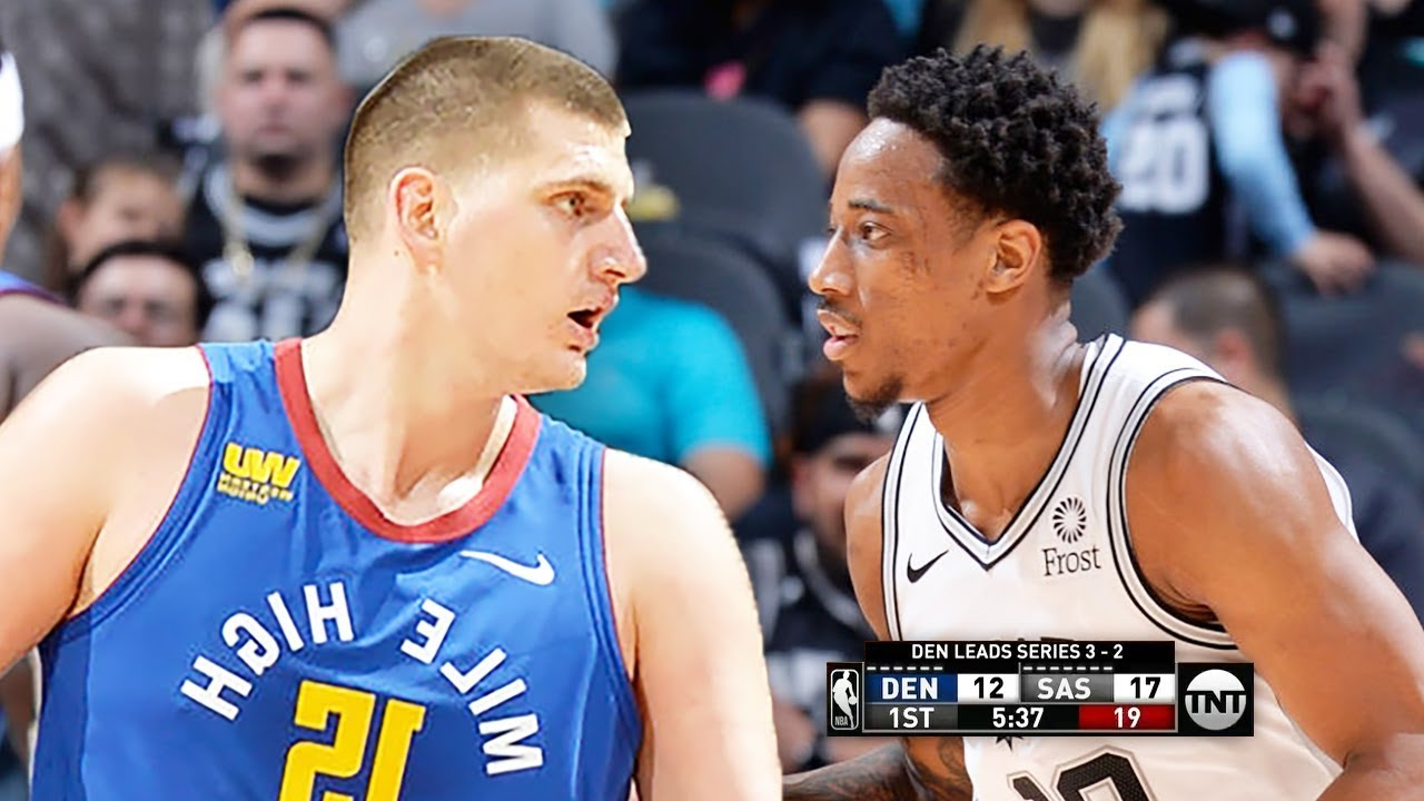 Photo of Denver Nuggets vs San Antonio Spurs – Game 6 – Full Game Highlights | 2019 NBA Playoffs