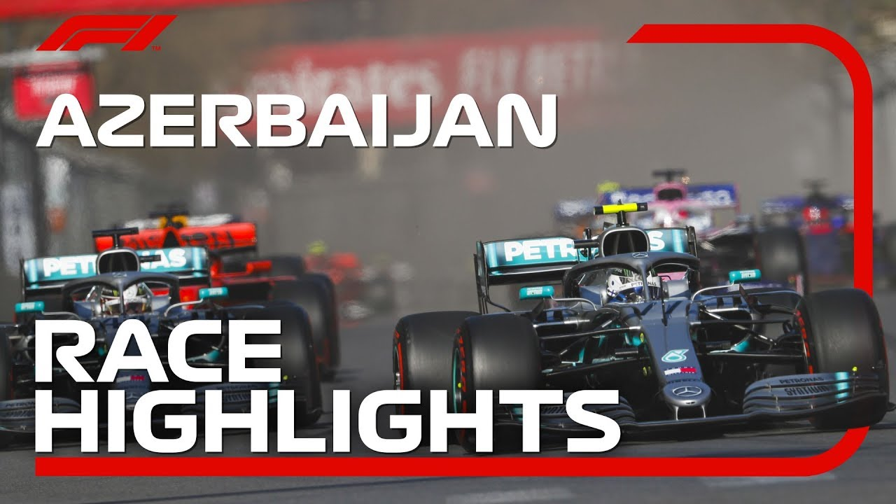 Photo of 2019 Azerbaijan Grand Prix​: Race Highlights