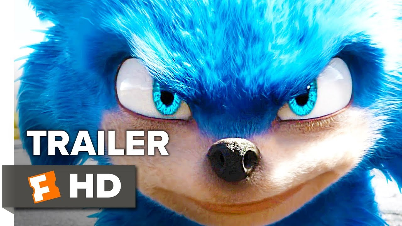 Photo of Sonic the Hedgehog Trailer #1 (2019) | Movieclips Trailers