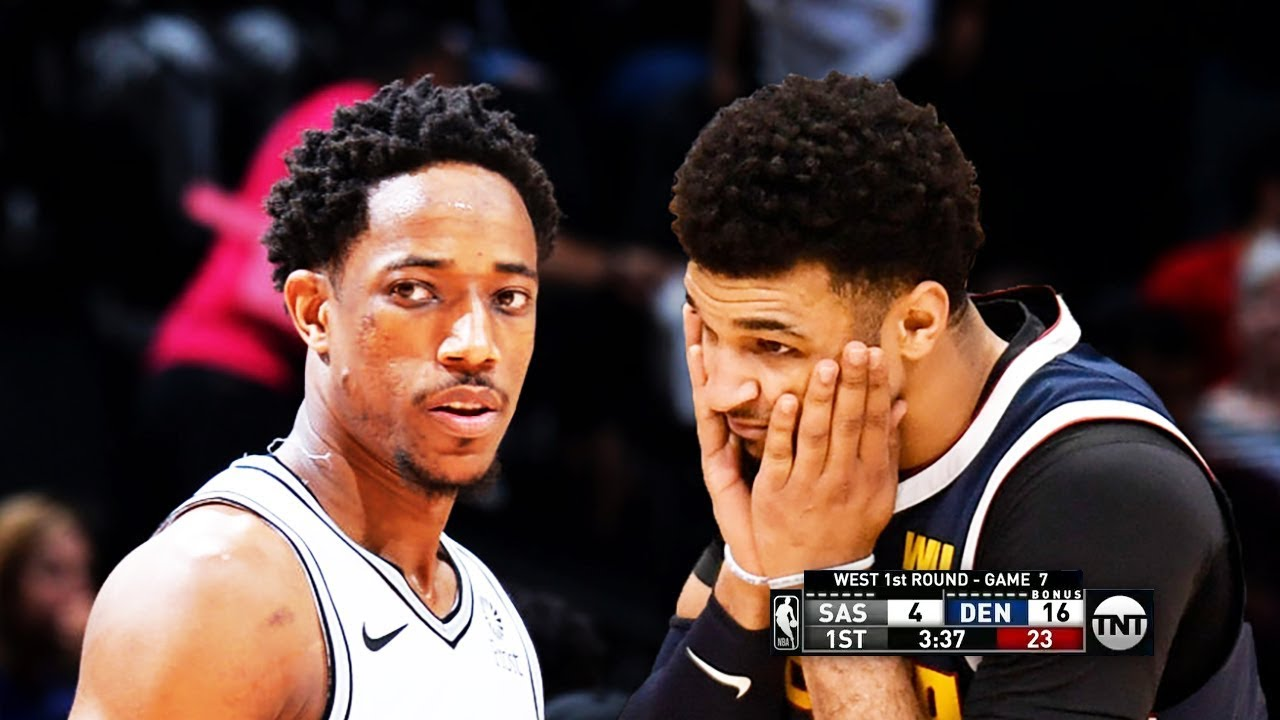 Photo of San Antonio Spurs vs Denver Nuggets – Game 7 – Full Game Highlights | 2019 NBA Playoffs
