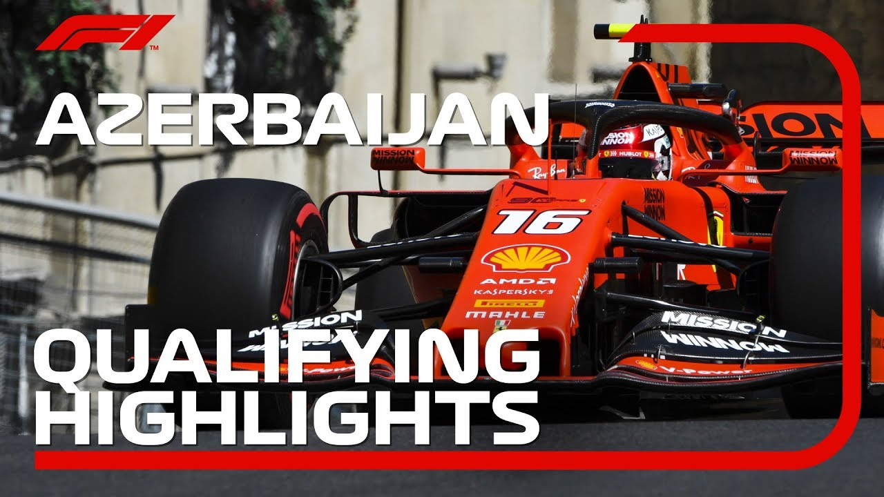 Photo of 2019 Azerbaijan Grand Prix​: Qualifying Highlights