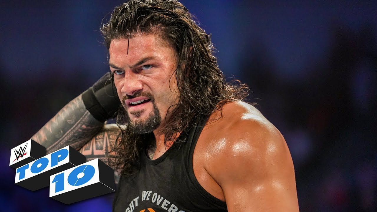 Photo of Top 10 SmackDown LIVE moments: WWE Top 10, April 23, 2019