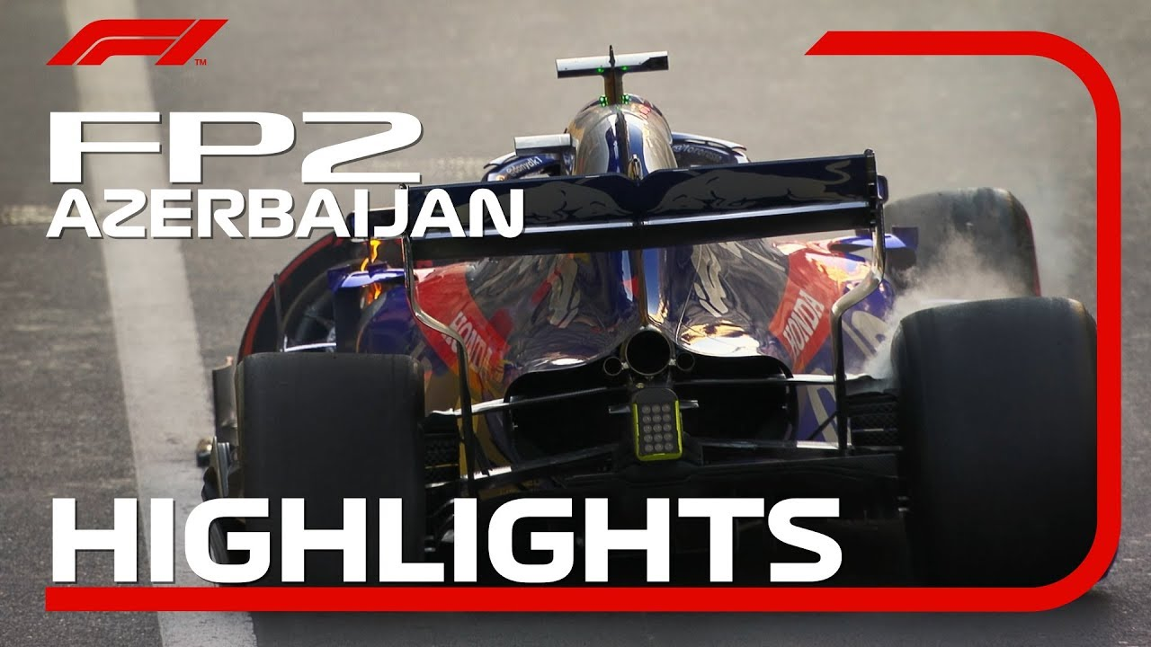 Photo of 2019 Azerbaijan Grand Prix: FP2 Highlights
