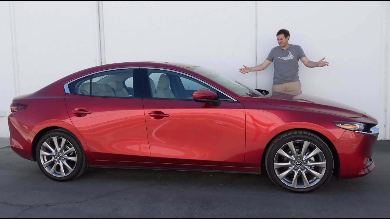 Photo of Here's Why the 2019 Mazda3 Is My Favorite Compact Sedan