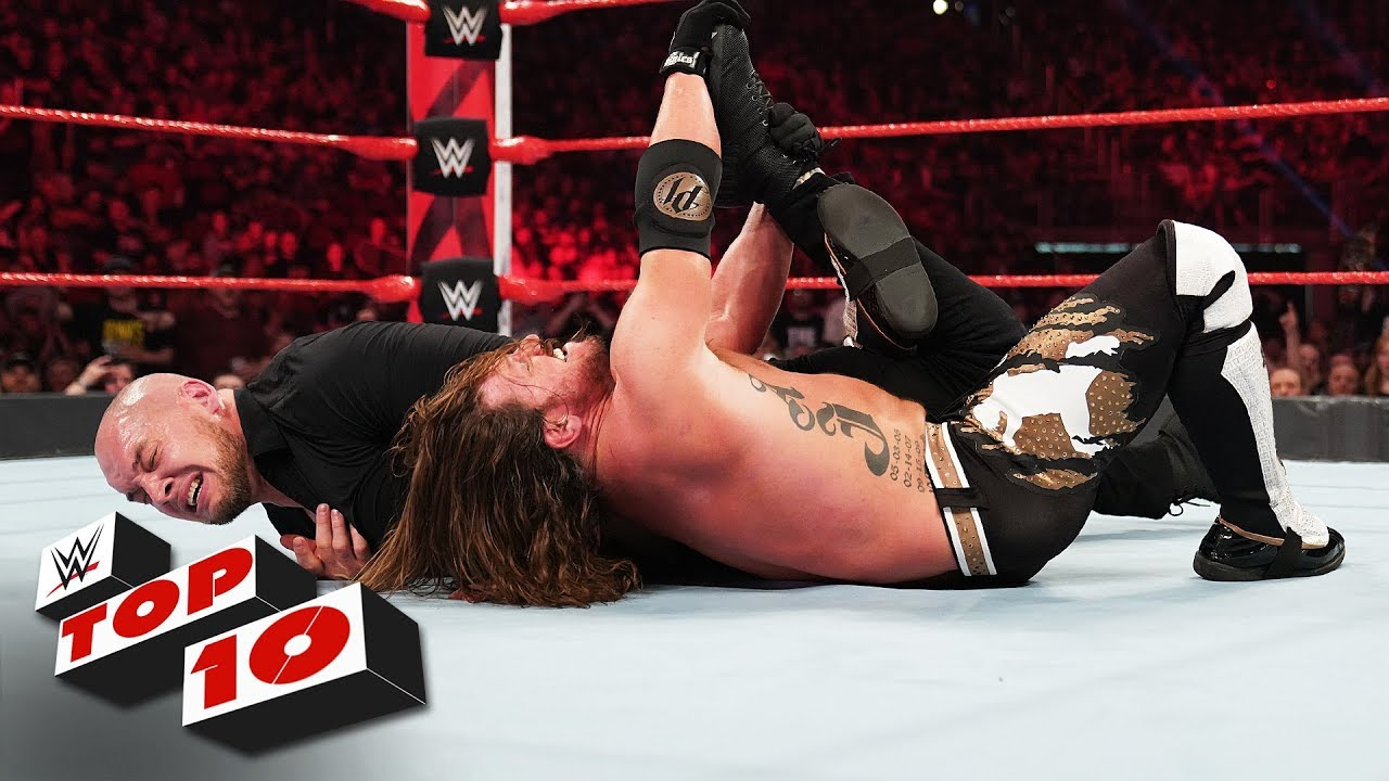 Photo of Top 10 Raw moments: WWE Top 10, April 22, 2019