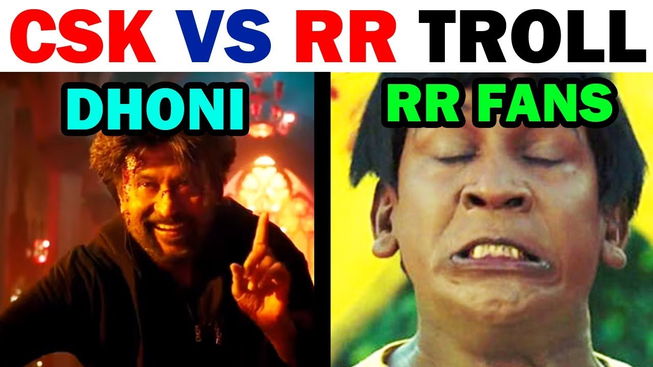 Photo of CSK VS RR | 11 APRIL 2019 HIGHLIGHTS | IPL TROLL | TODAY TRENDING