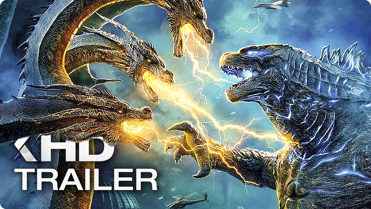 Photo of GODZILLA 2: King of the Monsters – 8 Minutes Trailers (2019)