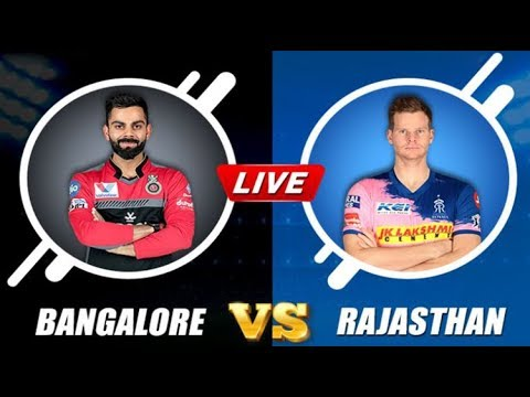 Photo of LIVE IPL 2019: RCB VS RR 49th IPL Match Live Streaming – Ashes Cricket Gameplay | IPL LIVE Score