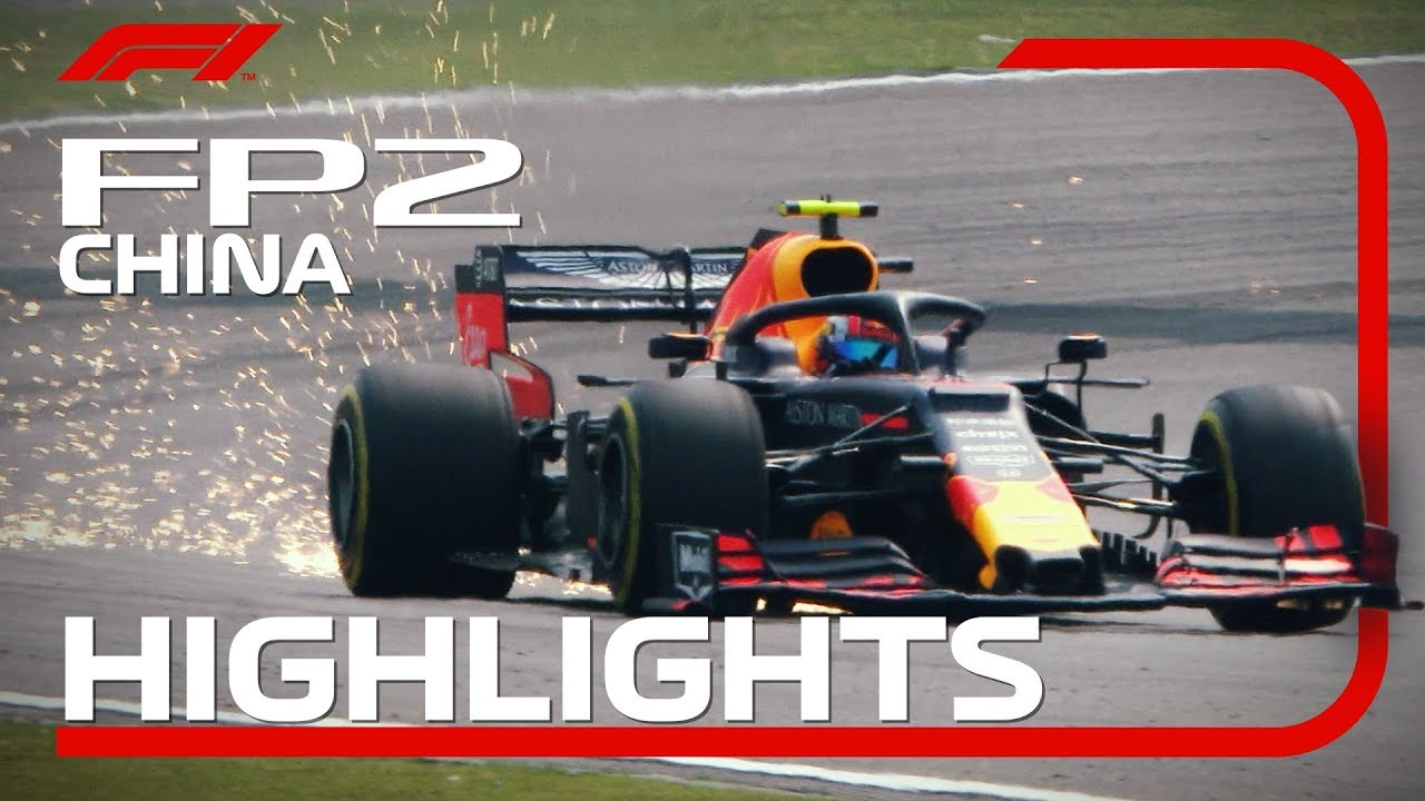 Photo of 2019 Chinese Grand Prix: FP2 Highlights