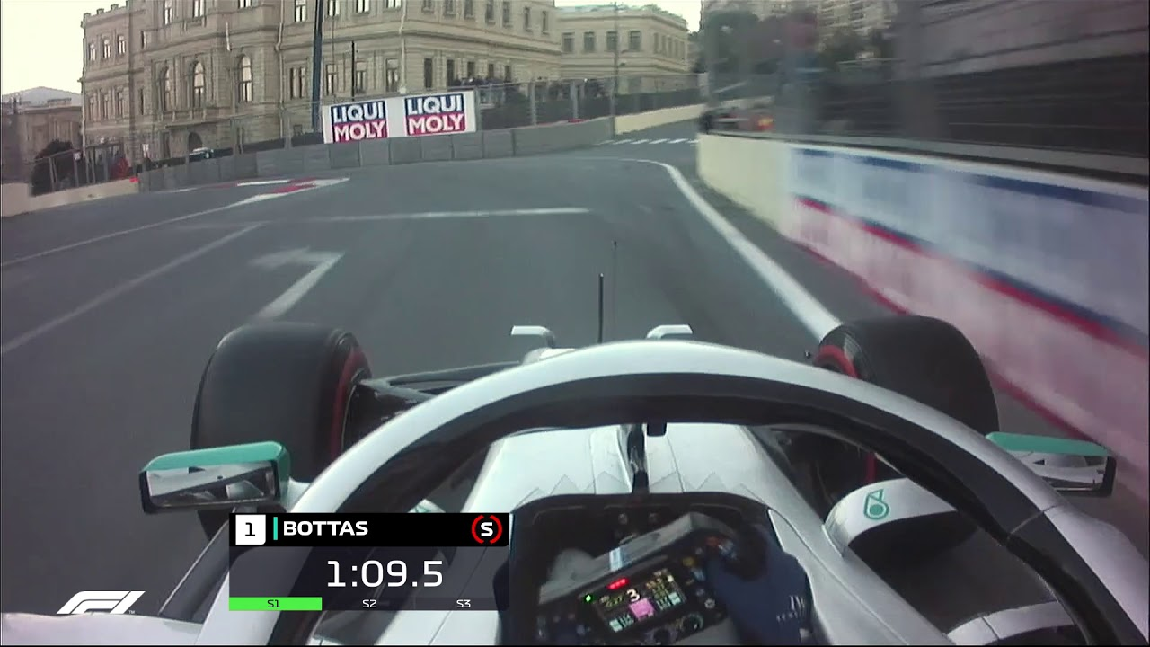 Photo of 2019 Azerbaijan Grand Prix: Valtteri Bottas' Pole Lap | Pirelli