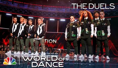 Redemption: Motiv Crew vs. Exiles – World of Dance 2019 (Full Performance)