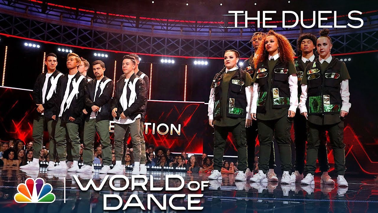 Photo of Redemption: Motiv Crew vs. Exiles – World of Dance 2019 (Full Performance)