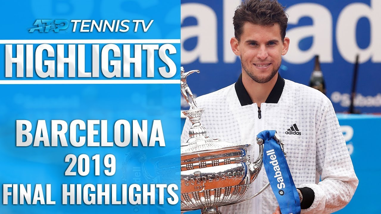 Photo of Dominic Thiem Wins First Barcelona Title! | Barcelona 2019 Final Highlights