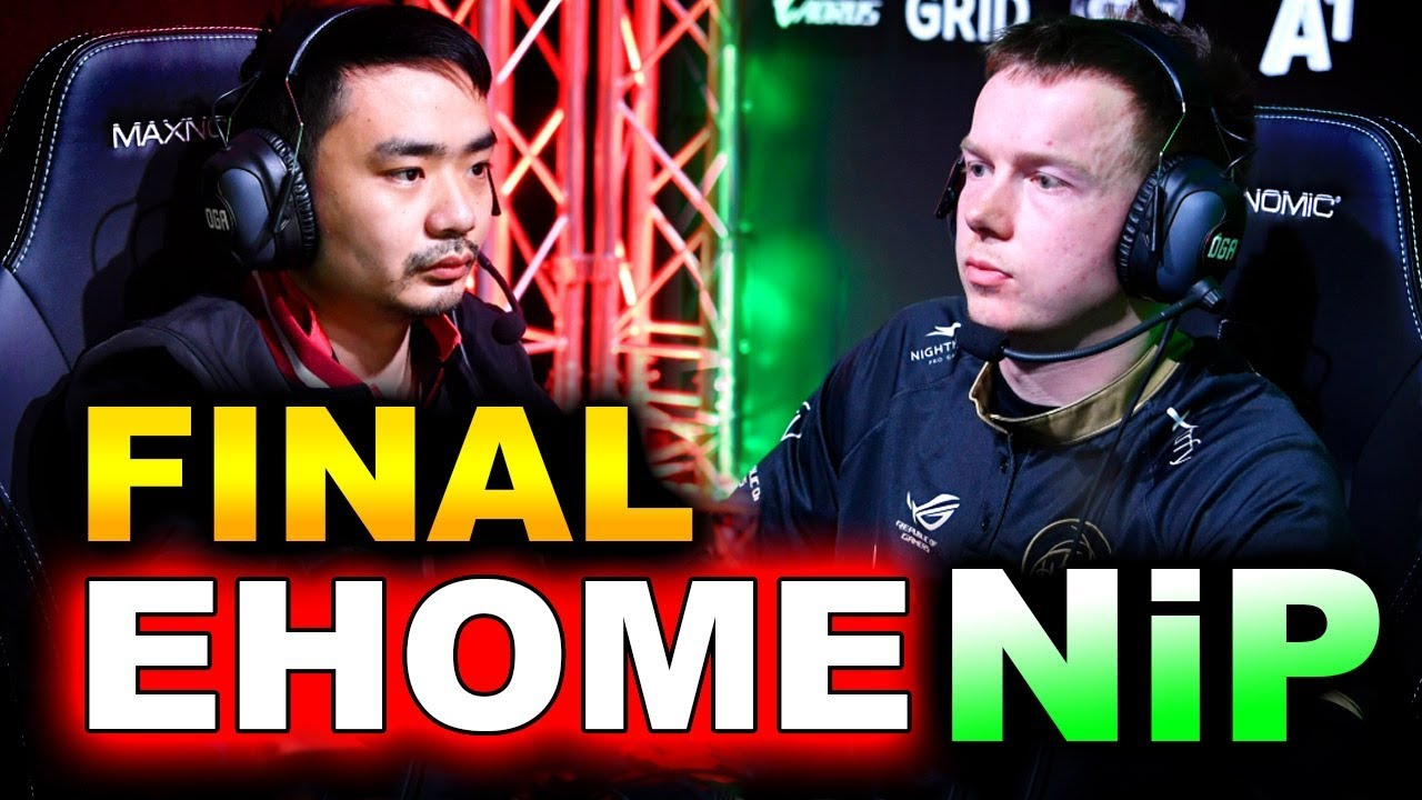 Photo of EHOME vs NIP – GRAND FINAL – DOTA PIT MINOR 2019 DOTA 2