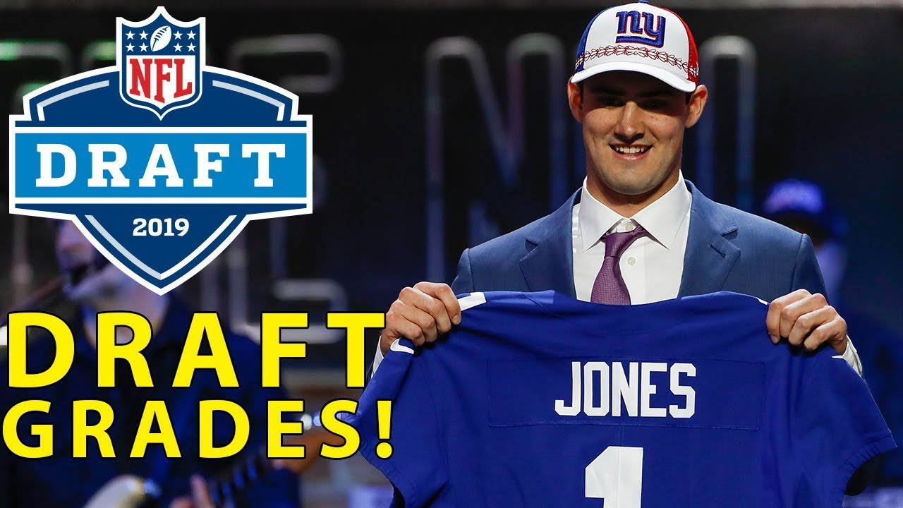 Photo of Every Team's 2019 NFL Draft Grade